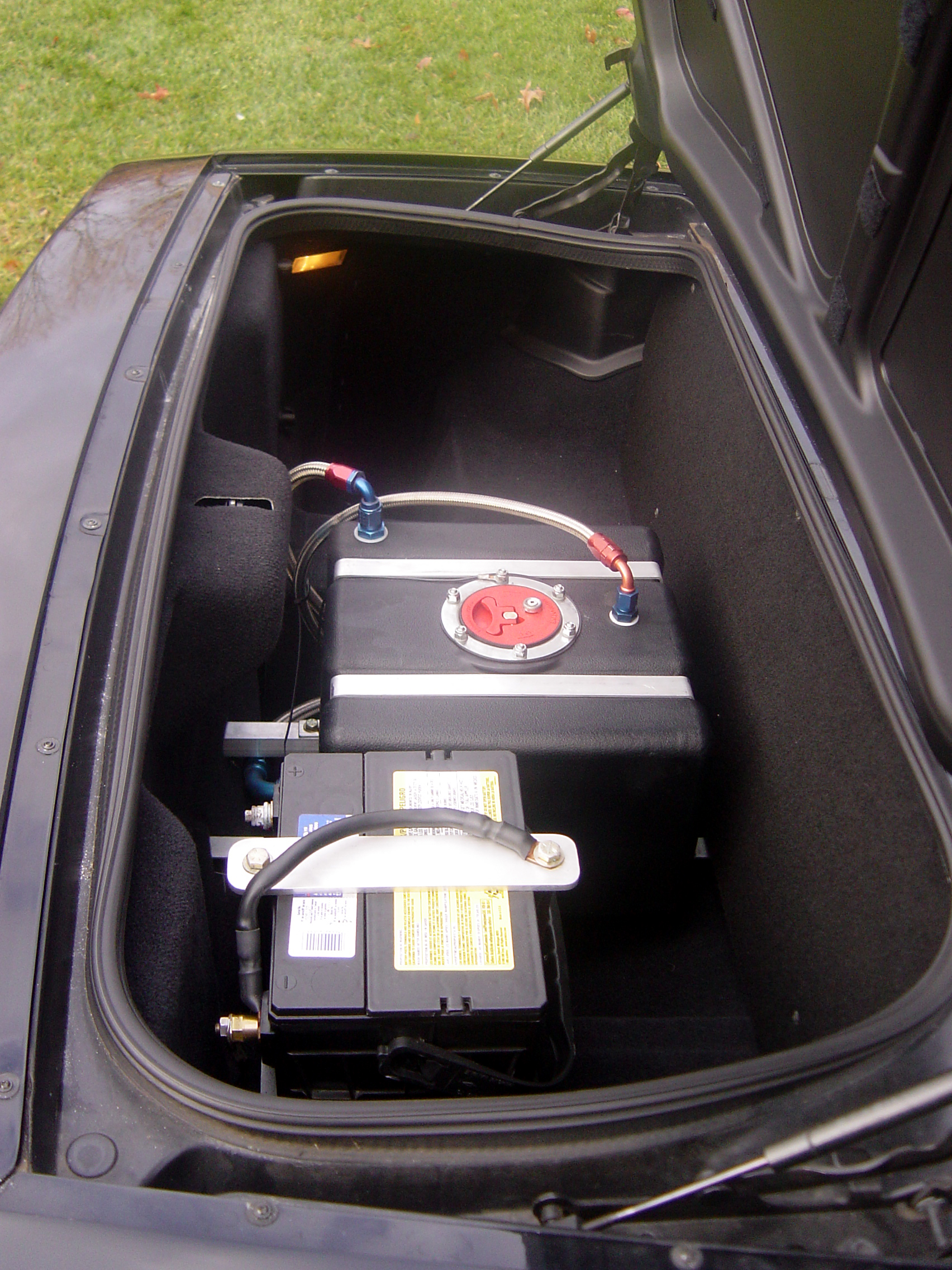 Racing Fuel Cell